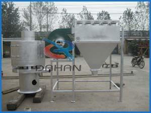LQS立式气流筛及配套设备